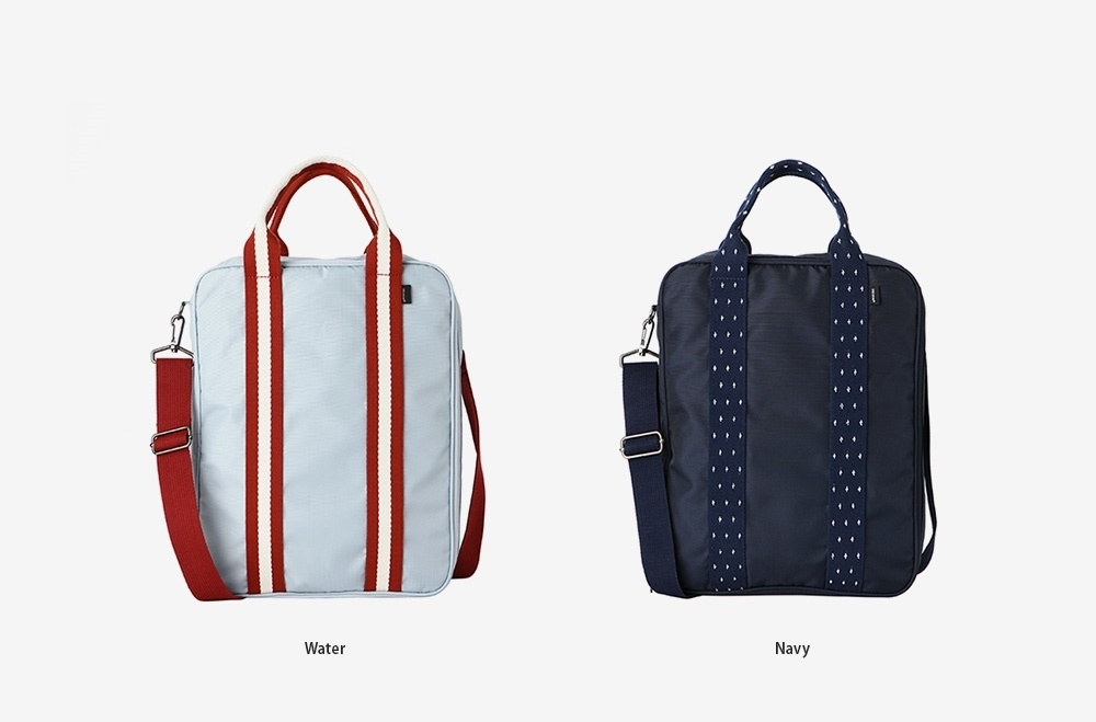 Korean Compact Trunk Bag