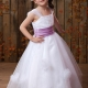 Gorgeous A-Line Princess Straps Floor-length Sash Flower Girl Dress